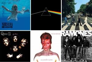 portadas de discos famosas
