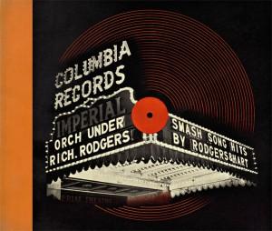 portada de disco publicado en 1939