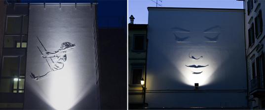 Obras exteriores de Fabrizio Corneli