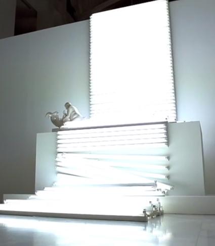 Obra del artista contemporáneo Bernardí Roig