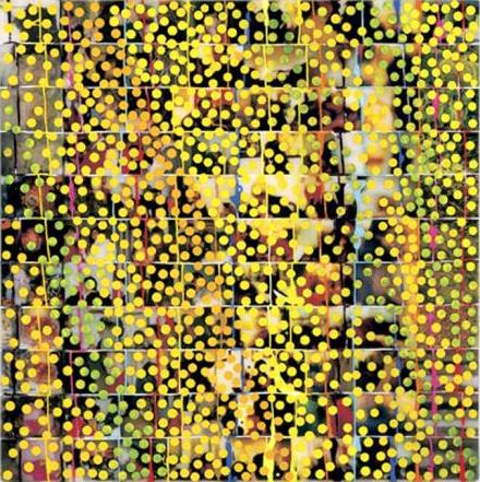 """Obra de la colección """"photo painting"""" de Markus Linnenbrink"""