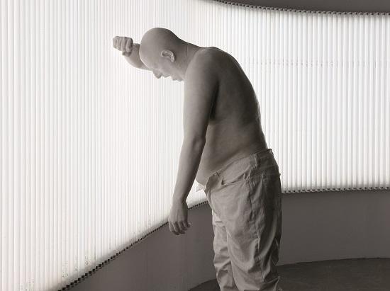 Imagen de la obra de Bernardí Roig en el Festival de Canterbury