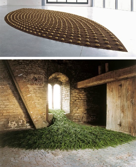 instalaciones artísticas de Bob Verschueren