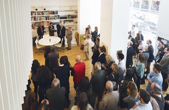 """Acto de inauguración en Fondo Arte-AS de """"Ecos de la Memoria 2016"""""""
