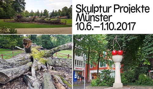 Instalaciones permanentes en la ciudad de Münster
