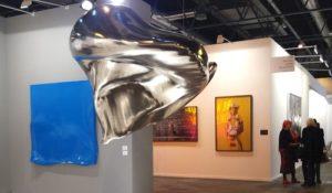 Stand de la galería de arte Thomas Schulte
